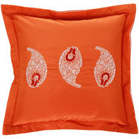 Yves Delorme - Sudare Safran Cushion Cover - 42x42cm