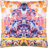 Timorous Beasties for John Lewis Splitter Splatter Damask Cushion