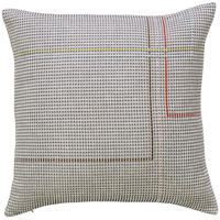 Waffle Design - Pipe Square Cushion Cover - F1 - 50x50cm