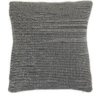 By Molle - Chunky Denim Cushion - Granite
