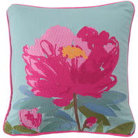 Bluebellgray - Florence Teal Cushion