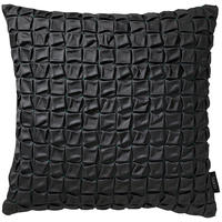 Sahco - Cosmo Cushion - Black - 40x40cm