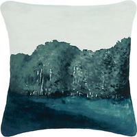 John Lewis Croft Collection Landscape Cushion