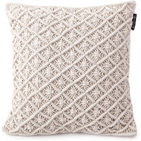 Lexington - Seaside Macrame Cushion Cover - 50x50cm