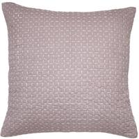 Hand Quilted Cushion - Lavender