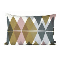 Small Mountain Lake Cushion