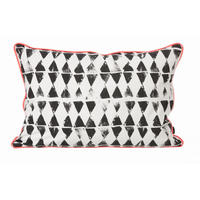 Worn Triangle Cushion