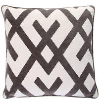 Andrew Martin - Fitzroy Grey Cushion