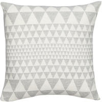 Niki Jones - Isosceles Cushion - Grey