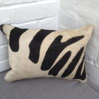 Cowhide Cushion - M21
