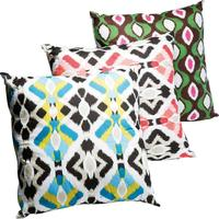 Aztec Cushions  - set of 3