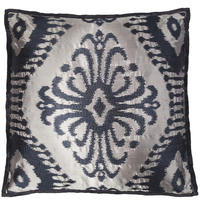 Designers Guild - Pashan Cushion - Graphite