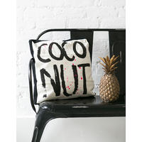 Coconut Cushion