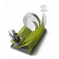 Lime Black & Blum High & Dry Dish Rack