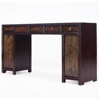 Lacquer Writing Desk