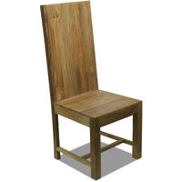 Stone Dining Chair pair from Verty furniture