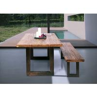 Felix Industrial Reclaimed Dining Table