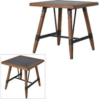 Highbury Industrial Square Dining Table