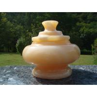 Decorative Onyx Pot