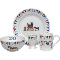 Royal Baby Commemorative 4 Piece Gift Set