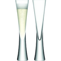 LSA Set of 2 Moya Champagne Flutes