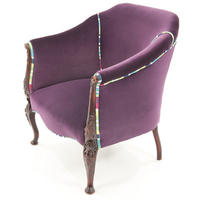Antique Tub Chair from Chairs Revived