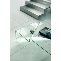 Neon Glass Coffee Table