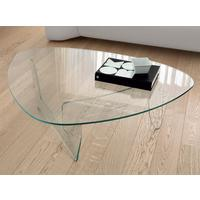 Snodo Glass Coffee Table