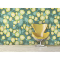 Coral Atoll Wallpaper from Element Interiors
