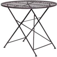 Garden Lattice Top Table