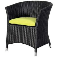 Black Alanda Chair