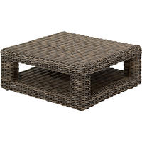 Gloster Havana Modular Square Outdoor Coffee Table