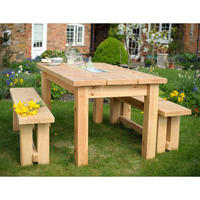 Garden Trough Dining Table