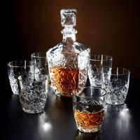 Bormioli Rocco Dedalo Whiskey Set