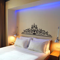 Baroque Headboard - Spin Wall Stickers from Spin Collective