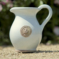 Kew Royal Botanic Gardens Jug- Bone White