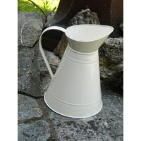 Large Cream Flower Jug - ideal for Flower Decoration