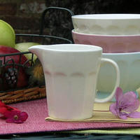 French Style Milk Jug/Creamer - Cream
