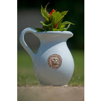 Kew Royal Botanic Gardens Jug - Duck Egg Blue