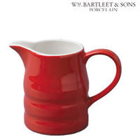 Red Churn Jug - 0.5 Pint