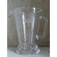 Dragonfly Glass Pitcher