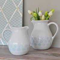 Teardrop Ceramic Jug