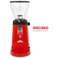 Ascaso i-1 Colour Grinder in Red