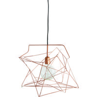Scribble Copper Wire Pendant Shade *Sale*