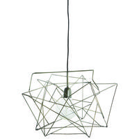 Scribble Metal Wire Pendant Shade
