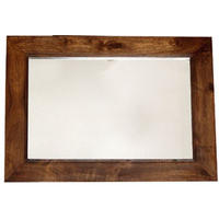 Dakota Mango Solid Wood Frame Mirror