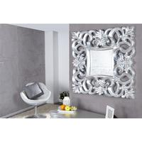 LUIS - french mirror silver shabby chic ornaments wall mirror