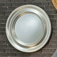 Classic Round Mirror (Gold or Silver)