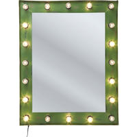 Ghetto Superstar Mirror With Lights