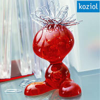 Koziol Curly Paperclip Dispenser